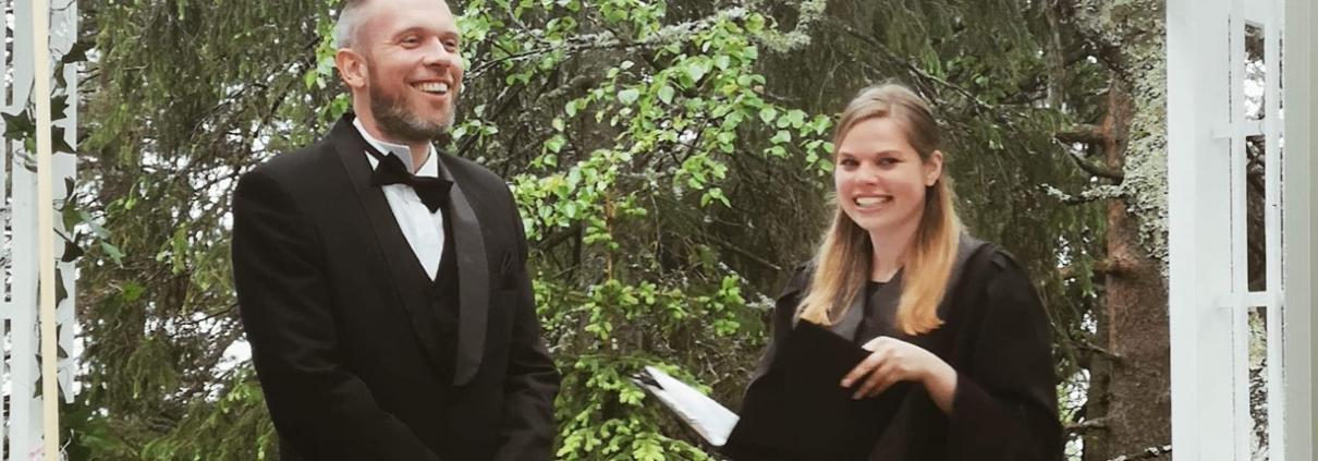Humanistisk bryllup